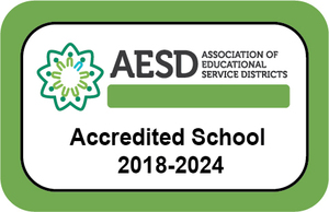 AESD Accredited School