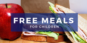 Meals are Free